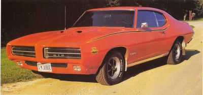 1969 Pontiac GTO Judge: A Profile of a Muscle Car