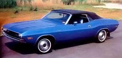 1970 Dodge Challenger full view