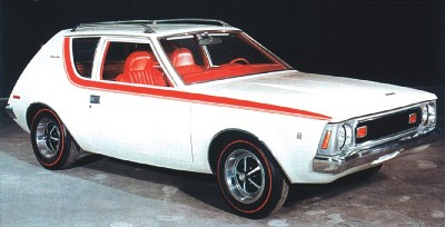 1970-1978 AMC Gremlin full view.