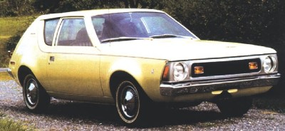 The 1970 AMC Gremlin had a unique feature -- a hatchback.