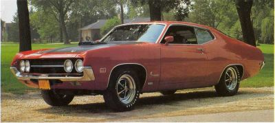 Ford Muscle Cars >> 1970 Ford Torino Cobra A Profile Of A Muscle Car