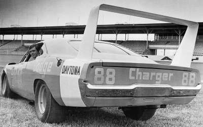 On March 24, 1970, Buddy Baker set a record with a 200.447 mph lap at Talladega.