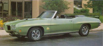 1970 Pontiac GTO Judge: A Profile of a Muscle Car