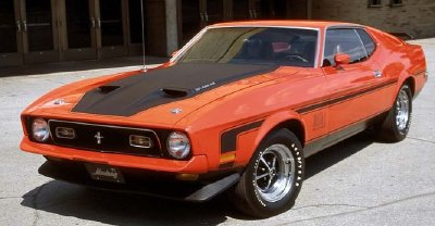 The 1971 Ford Mustang Mach 1 | HowStuffWorks