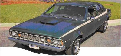 1971 AMC Hornet SC/360: A Profile of a Muscle Car   HowStuffWorks
