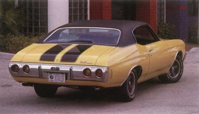 1972 Chevrolet Chevelle SS   HowStuffWorks