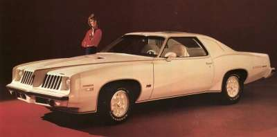 The 1974 Pontiac Grand Am