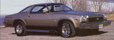 1973 Baldwin-Motion Phase III Chevelle