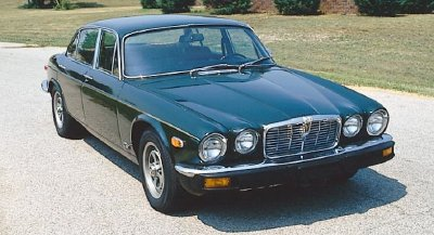 The 1978 Jaguar XJ12, part of the 1973-1979 Jaguar XJ6/XJ12 Series II line.