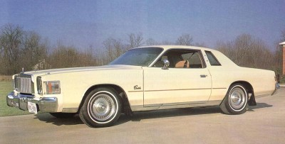 By the time this 1979 Cordoba came out, buyers were looking for smaller, sleeker models.