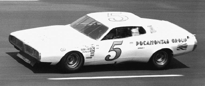 When Nord Krauskopf bowed out of NASCAR during the 1977 season, the ­mysterious Jim Stacy purchased his Dodge equipment.