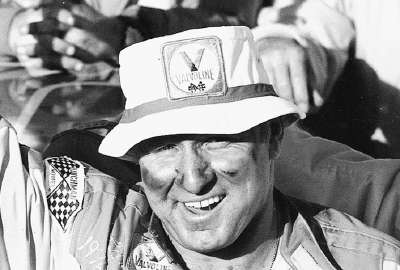 1977 NASCAR Winston Cup Grand National Champion Cale Yarborough