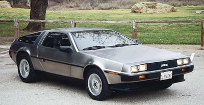1981-1982 DeLorean DMC12