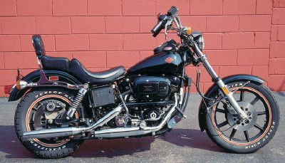 1982 Harley-Davidson FXB Sturgis | HowStuffWorks