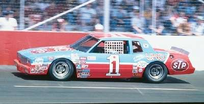 Near midseason 1982, Kyle Petty joined forces with team owner Hoss Ellington.