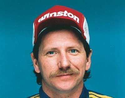 1986 NASCAR Winston Cup Champion Dale Earnhardt