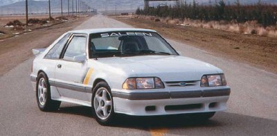 1989 Shelby Mustang