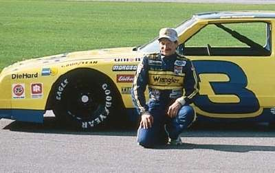 1987 NASCAR Winston Cup Champion Dale Earnhardt