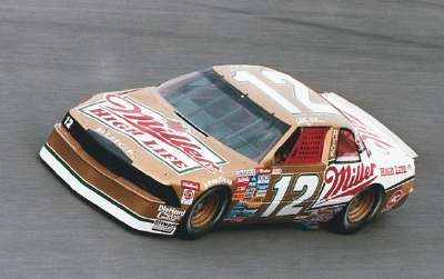 Bobby Allison began the 1988 NASCAR Winston Cup season with a victory in the storied Daytona 500.