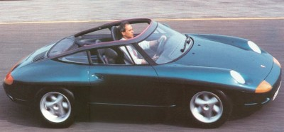 1989 Porsche Panamericana Concept Car Howstuffworks