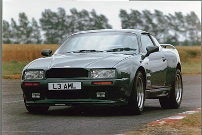 1990 Aston Martin Virage coupe