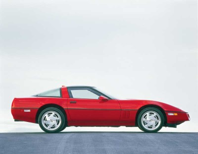 In 1990, Corvette introduced the high-performance ZR-1 version.