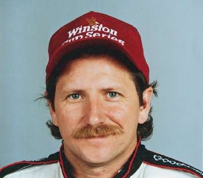 1990 NASCAR Winston Cup Champion Dale Earnhardt
