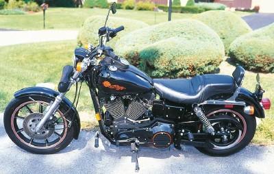 1991 Harley-Davidson FXDB Sturgis Pictures   HowStuffWorks