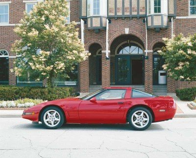 High price and low sales helped kill the mighty Corvette ZR-1 after 1995.