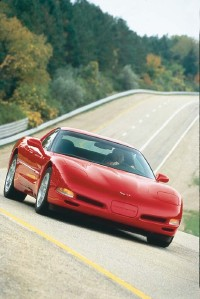 The 1997 Corvette  C5 was the first Corvette that could truly be called a