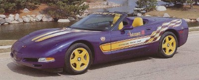 1998 Chevrolet Corvette Pace Car Replica