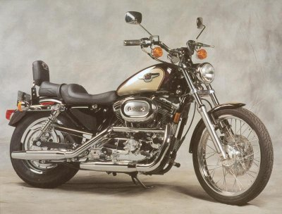1998 Harley-Davidson XL-1200C Sportster | HowStuffWorks on 1997 harley wiring diagram, 1998 harley clutch diagram, 1998 harley ignition switch, fxr wiring diagram,