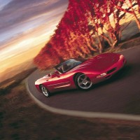 The 2002 Corvette convertible and hatchback again only saw detail updates for the year.