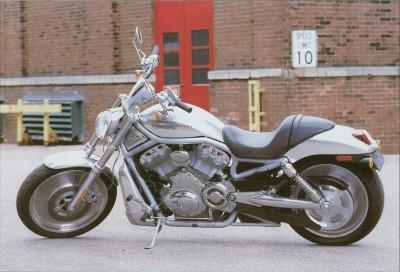 2002 Harley-Davidson VRSCA V-Rod | HowStuffWorks