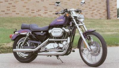 2002 Harley-Davidson XL-1200C Sportster | HowStuffWorks on