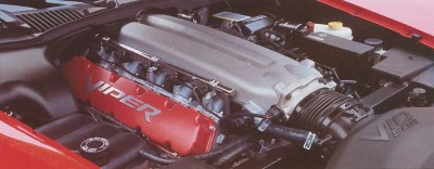 2003 Dodge Viper, Engine