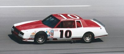 Greg Sacks authored one of the most unlikely upsets in NASCAR history in the July 4 Firecracker 400.