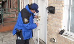 Locks are not the place to skimp on home security.
