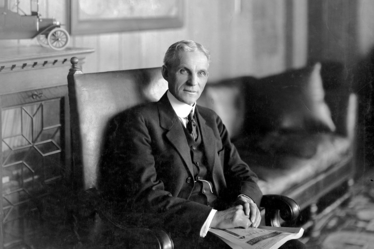 13 Myths About Henry Ford | HowStuffWorks | henry ford