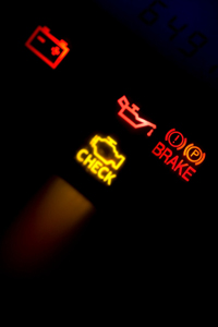 "A ""Check Engine"" lamp can signal a variety of issues."