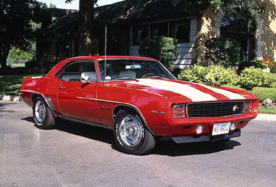 1969 Chevrolet Camaro Z28: A Profile of a Muscle Car