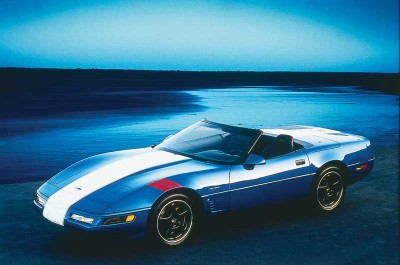 Orders for the 1996 Corvette Grand Sport totaled exactly 1,000, with coupes most likely in the majority.