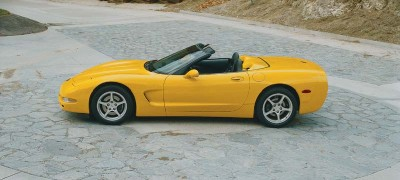 The 1998 Corvette was named the 1998 Noth American Car of the Year for its power, structural strength, and workmanship.