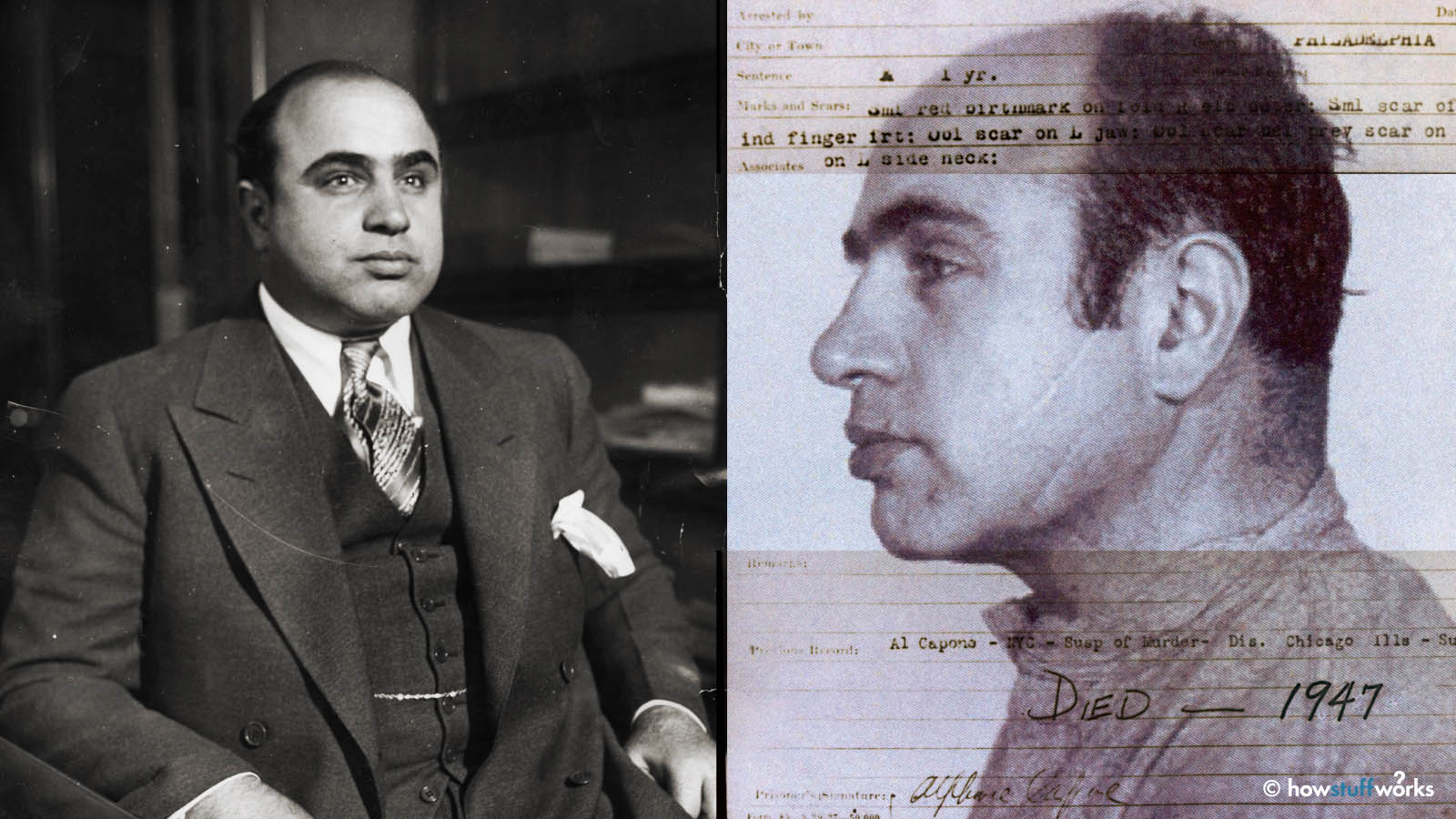 How 'Scarface' Al Capone Became the Original Gangster