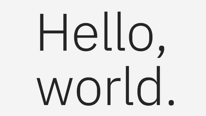 IBM Just Unveiled Its Own Bespoke Typeface   HowStuffWorks