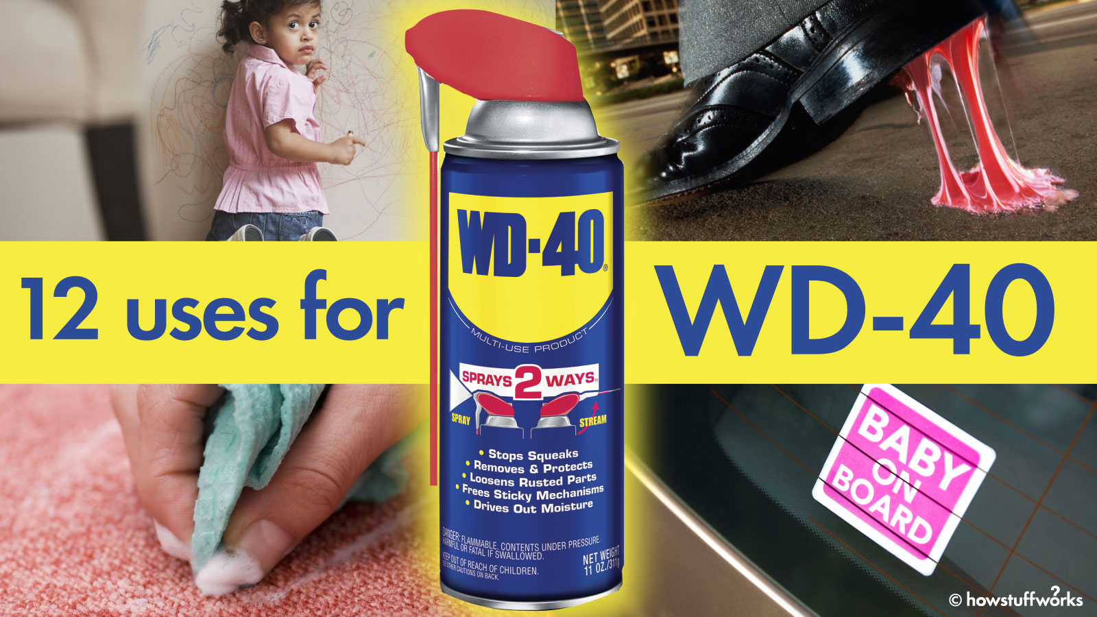 12 Amazing Uses for WD-40