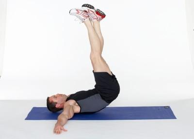Reverse Hip Lift Step 2