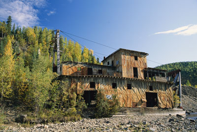 What happens to abandoned mines? | HowStuffWorks