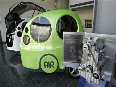 Compressed Air Car >> How Compressed Air Can Fuel A Car Howstuffworks