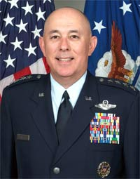 Chief of Staff of the Air Force, General T. Michael Moseley